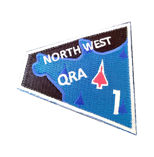 Patch QRA 1 North West - 7 euros